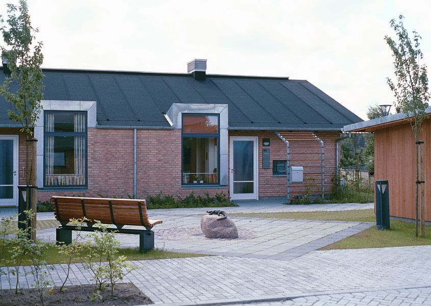 Senior housing Langs Banen, Vodskov, Denmark