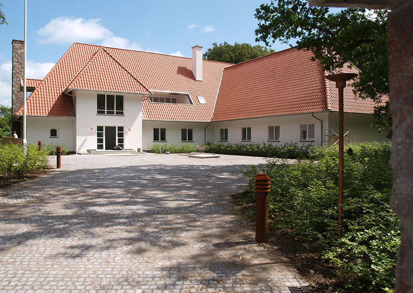 Private house, Hobro, Denmark
